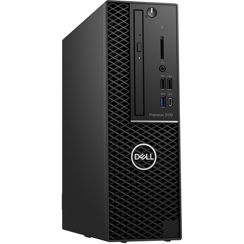 Dell Optiplex 3430 SFF i3-8100 Quad Core 16Gb 2Tb Quadro P400 W10P