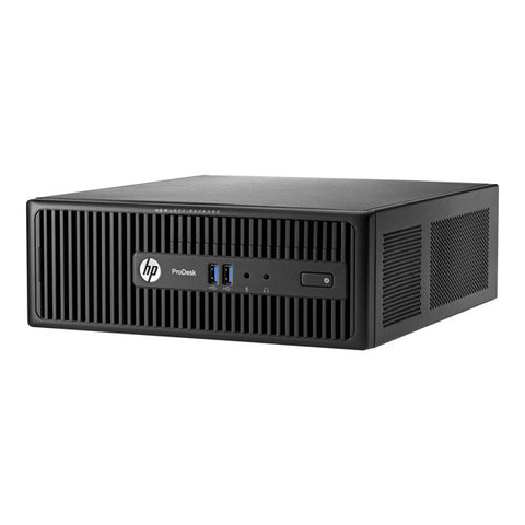 Refurbished HP ProDesk 400 G2.5 SFF i5-4590 4Gb 500Gb W7P M3X13ET#ABU