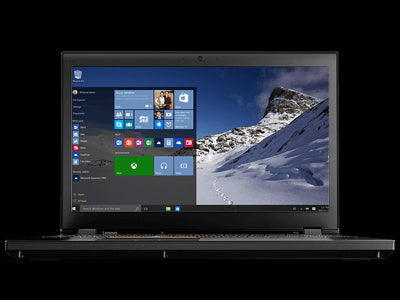 Refurbished Lenovo Thinkpad P50 mobile workstation