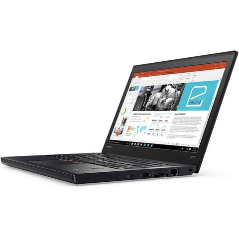 "New Lenovo ThinkPad X270 i3-7100U 4Gb 128Gb SSD 12.5"" W10P"