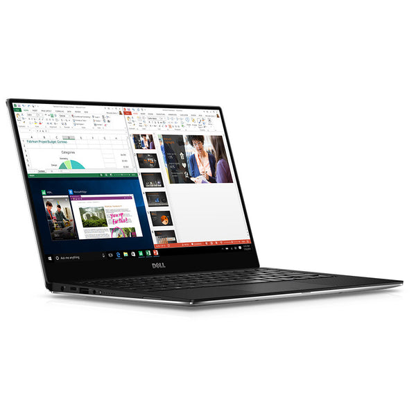 "Dell XPS 13 9350 Intel i7-6560 512Gb SSD 16Gb 13.3"" QHD+ touch Win 10"