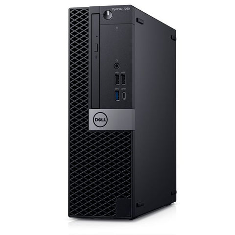 Dell Optiplex 7060 SFF Intel 8th Gen Six Core i5-8500 8Gb 256Gb SSD Win 10 Pro