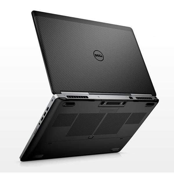 "Dell Precision 17 M7720 i5-7300HQ 8Gb 17.3"" HD+ Quadro M1200 W10P"