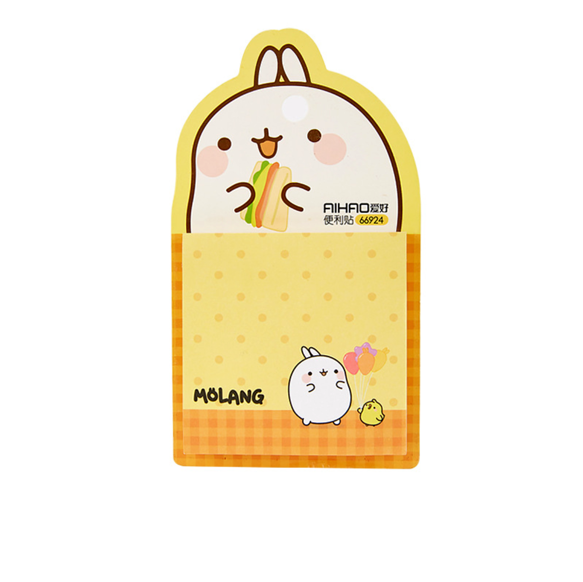 Molang Sticky Notes