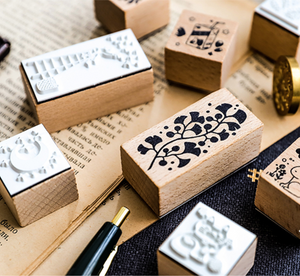 The Forest Story Stamp Set