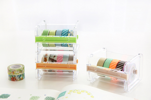 Transparent Washi Tape Cutter