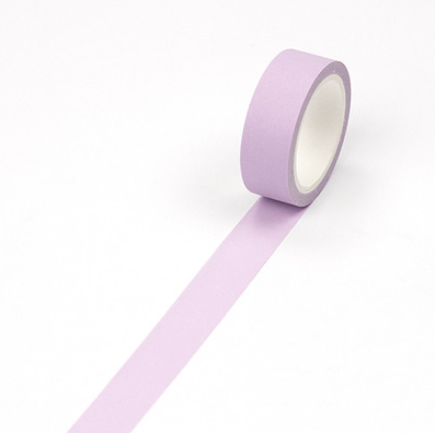 Twilight Washi Tapes - Cool Colors