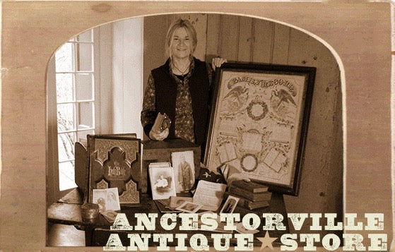 Debra Clifford Ancestorville: Antique Photography