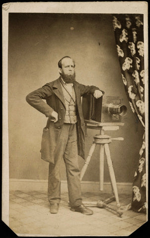 CDV photographer Charles Lochman Library of Congress