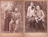 Boardman Genealogy: 1880s Boardman Family 2 Photos Found in Delaware