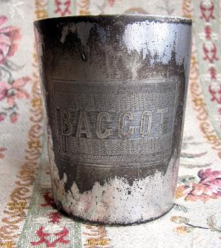 1880's Antique Irish inscribed Baggot Family Tankard, Dublin, Ireland