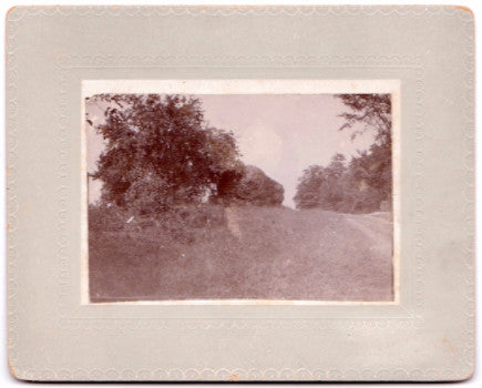1900 Mortimer Delville Milliken Woodbine Plantation Clarendon NY Photo