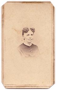 1860's Civil War era Photographer Newell J. Miller CDV Photo, Fabius NY