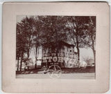 1890's Lenox Hotel Photo, Vergennes VT, George Ethan Stone, proprietor