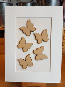 Basic MDF Butterfly