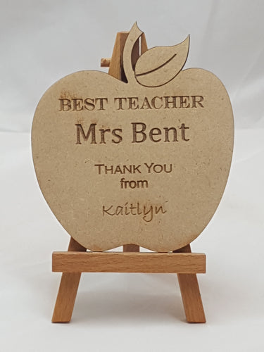 Best Teacher 'Apple'
