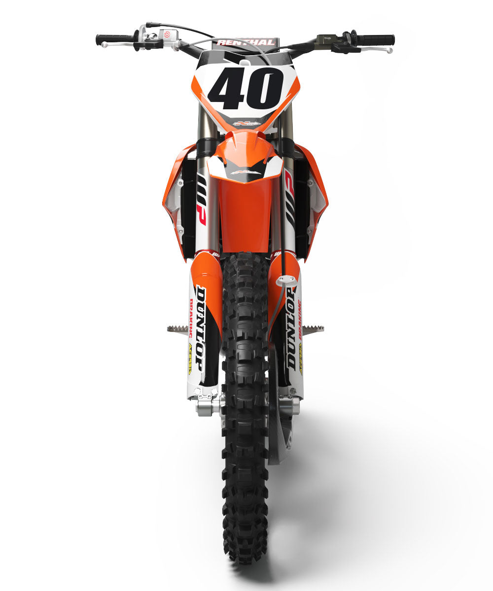 Ready-Made | CODE Graphic Kit KTM