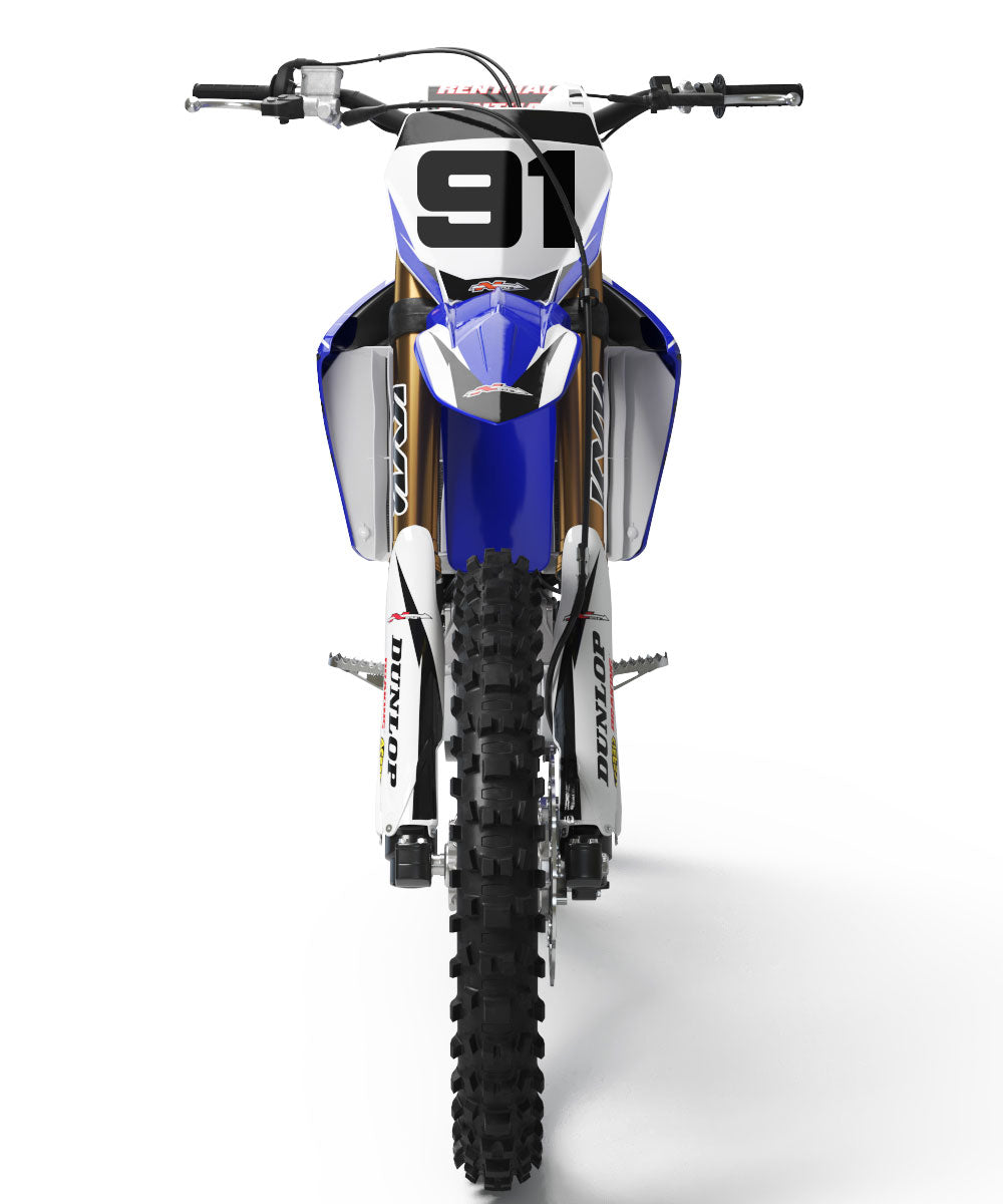 Ready-Made | CODE Graphic Kit Yamaha
