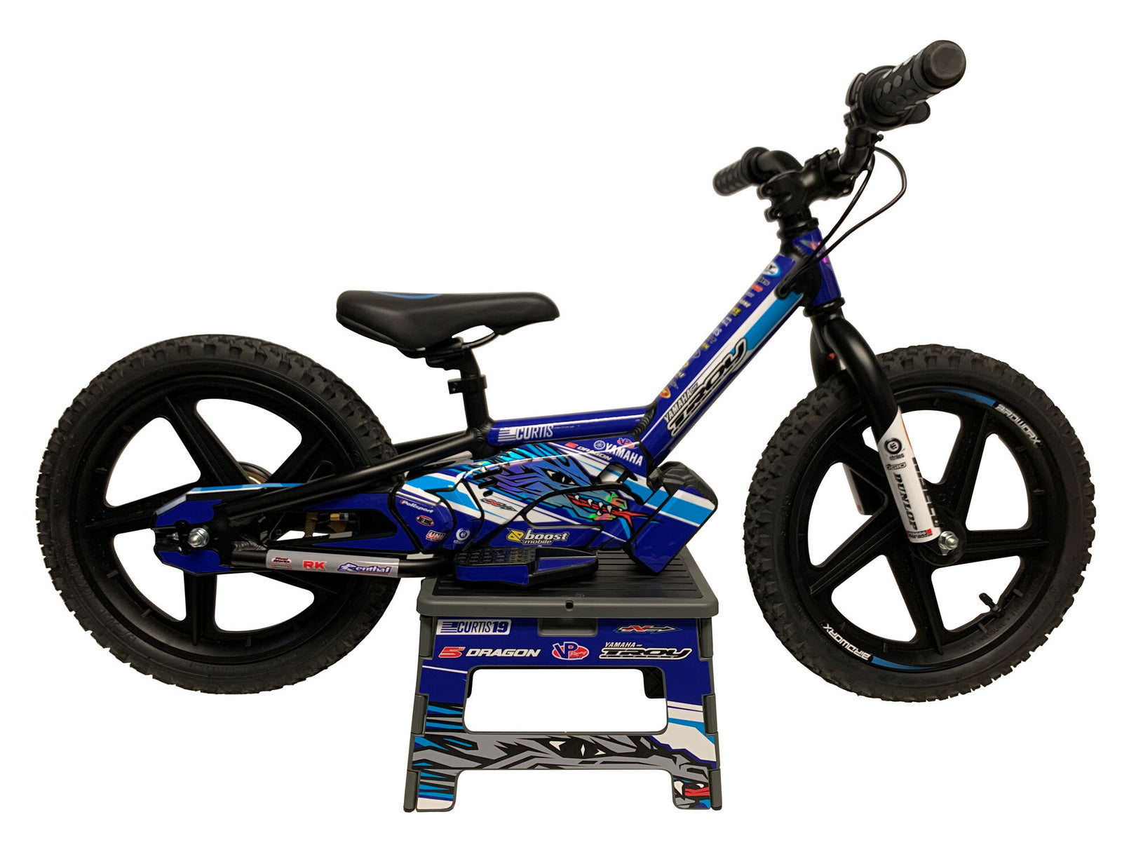 Yamaha of Troy Stacyc E-Bike Graphic Kit