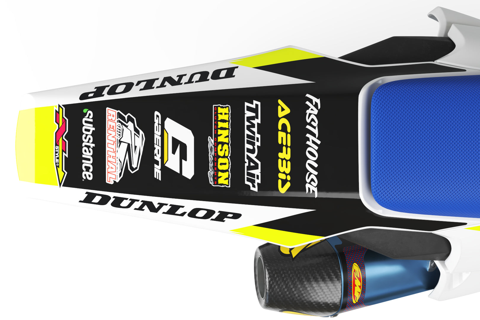 Ready-Made | CODE Graphic Kit Husqvarna