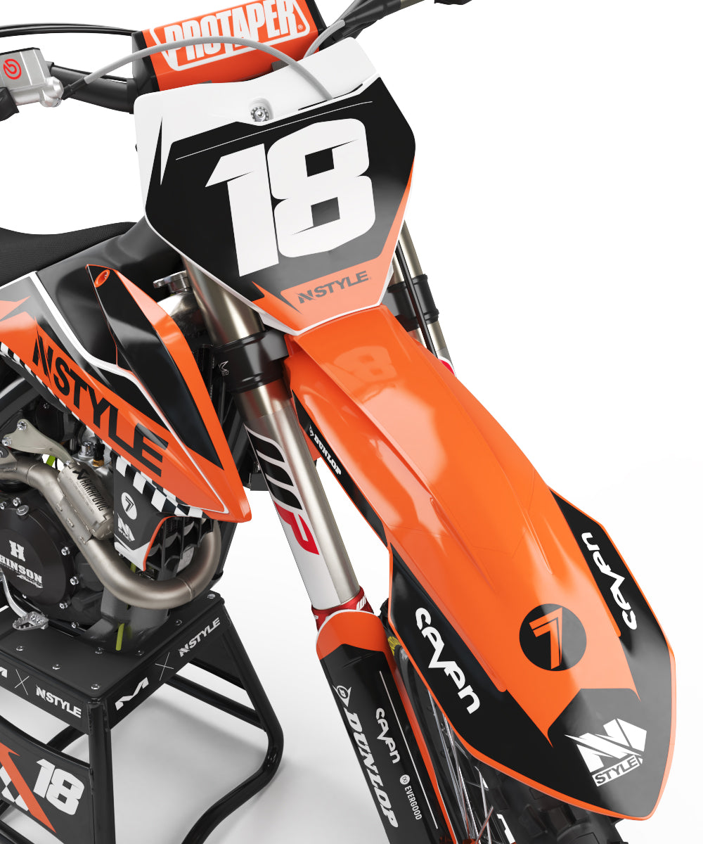Ready-Made | Raceline Graphic Kit KTM