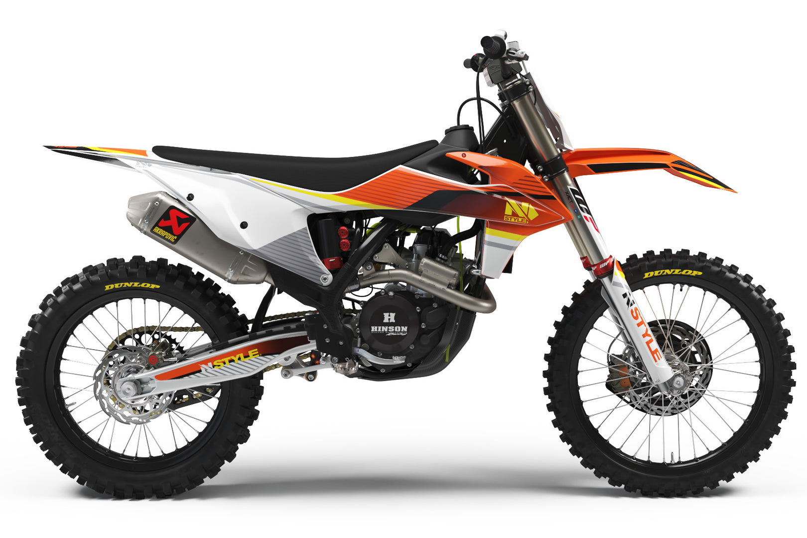 Ready-Made | RIPLINE Graphic Kit KTM