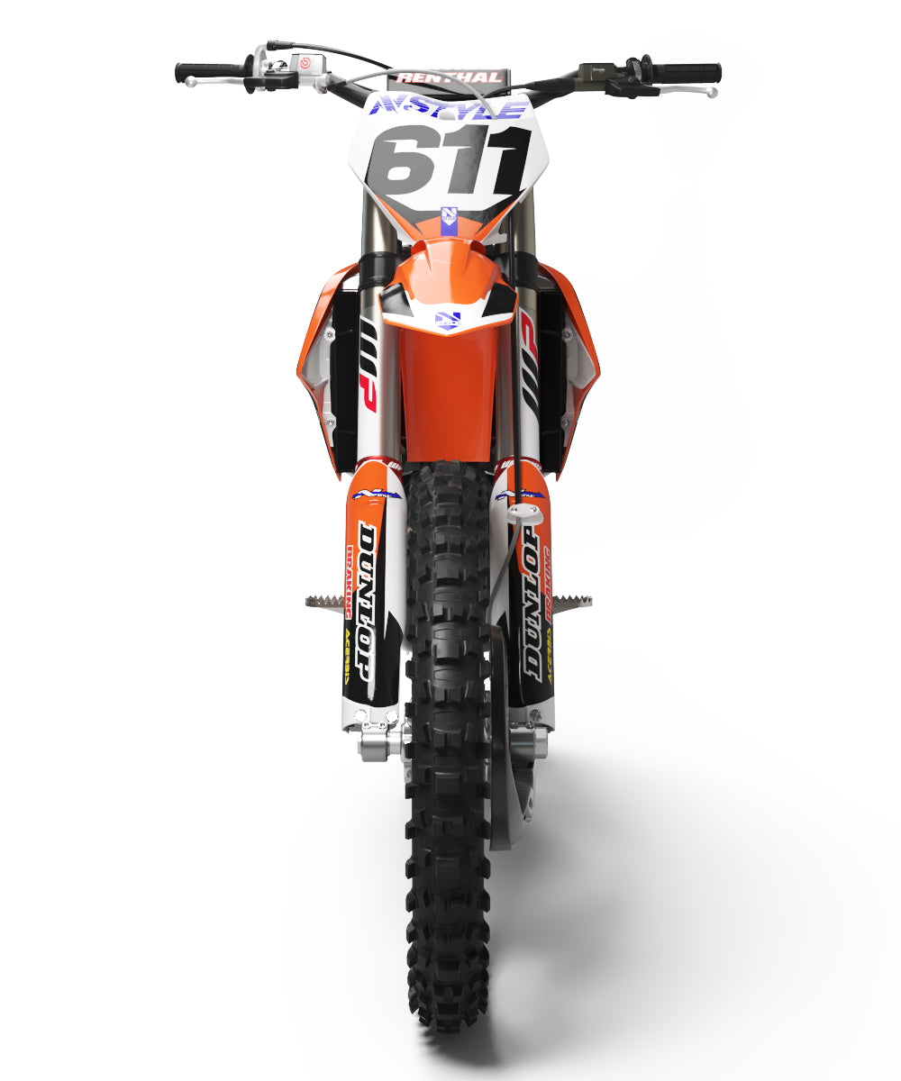 Ready-Made | VISION Graphic Kit KTM