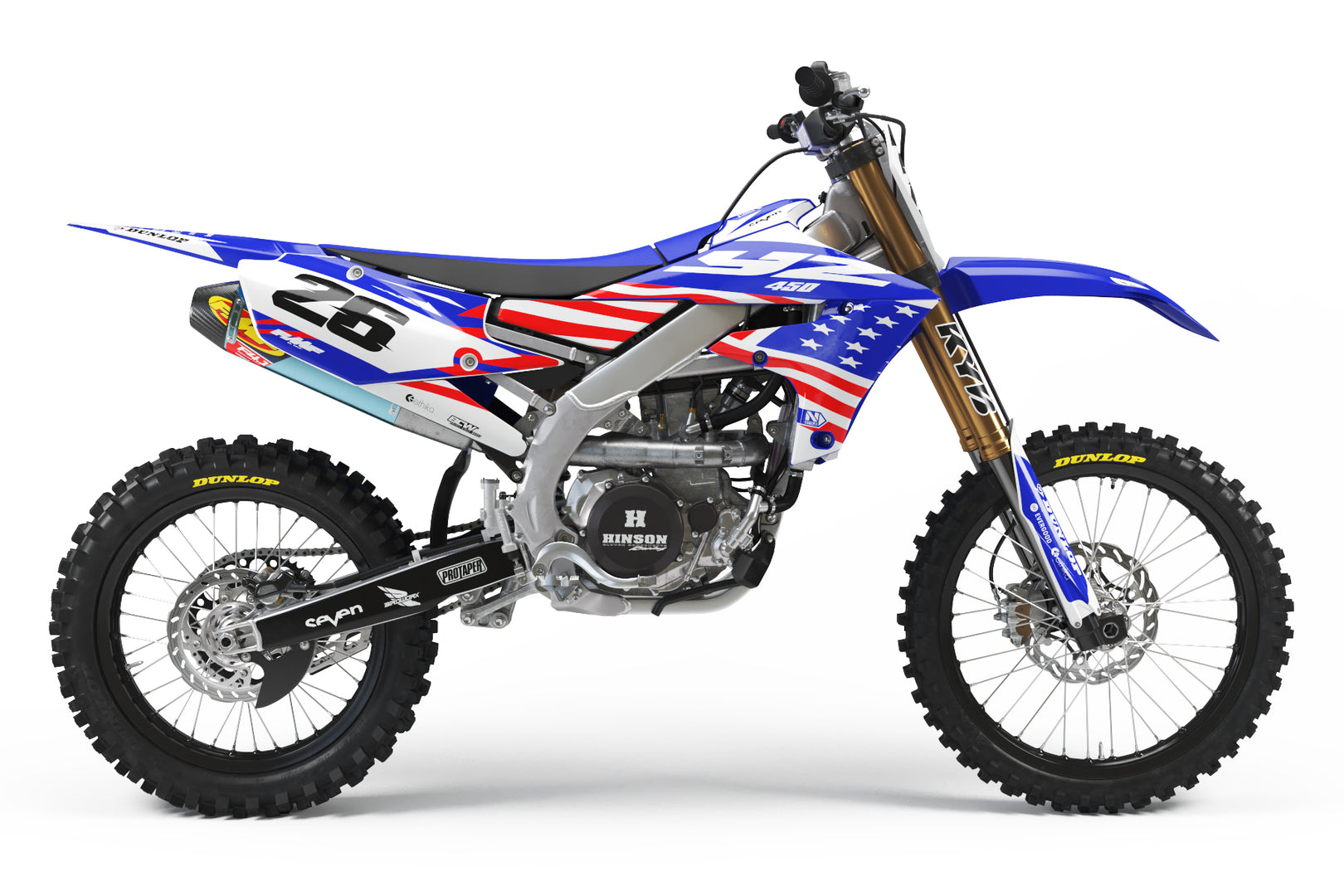 Ready-Made | MERICA Graphic Kit Yamaha