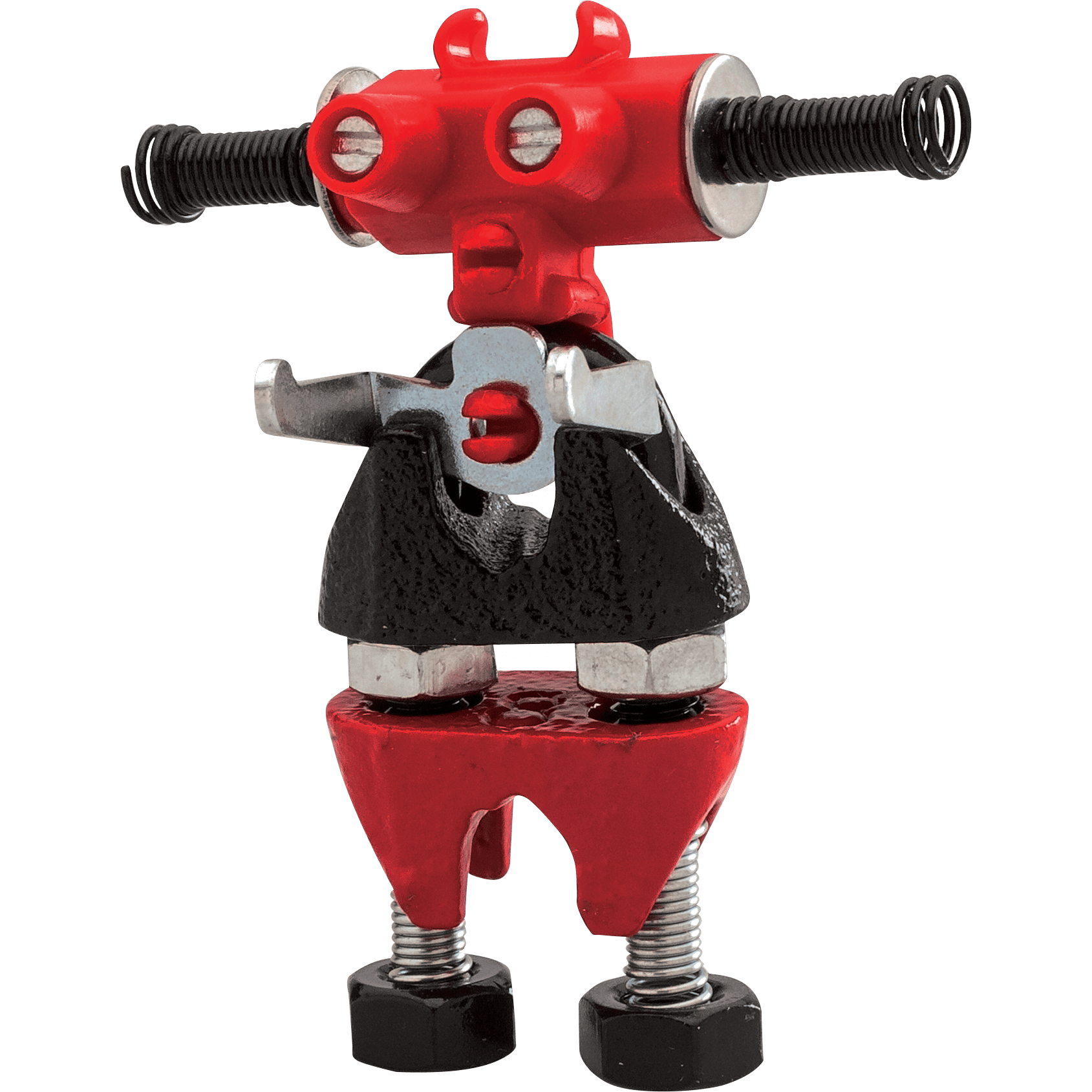 RED 3-in-1 Robot Kit from The OFFBITS