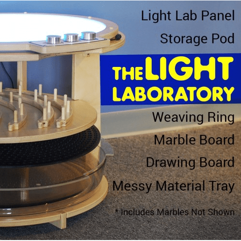 Light Lab Complete Kit