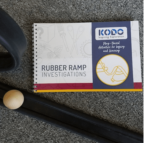 Rubber Ramp Investigations Book