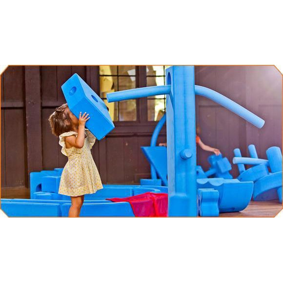 Big Blue Blocks Imagination Playground Australia