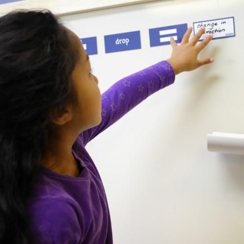 Magnetic Words & Symbols