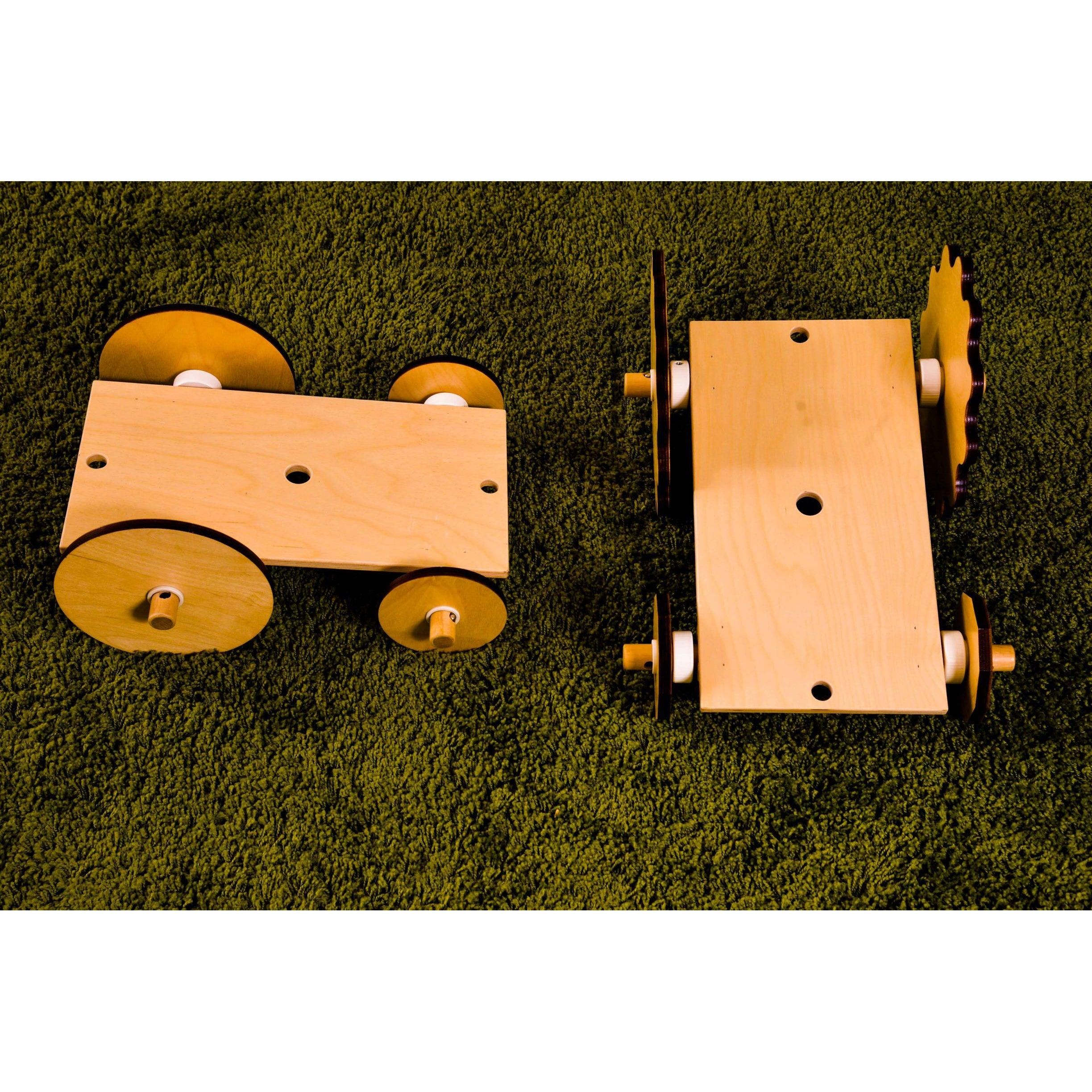 Wheels and Axles Kit