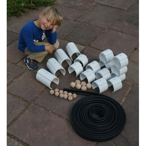 Rubber Ramp Kit with Stackers