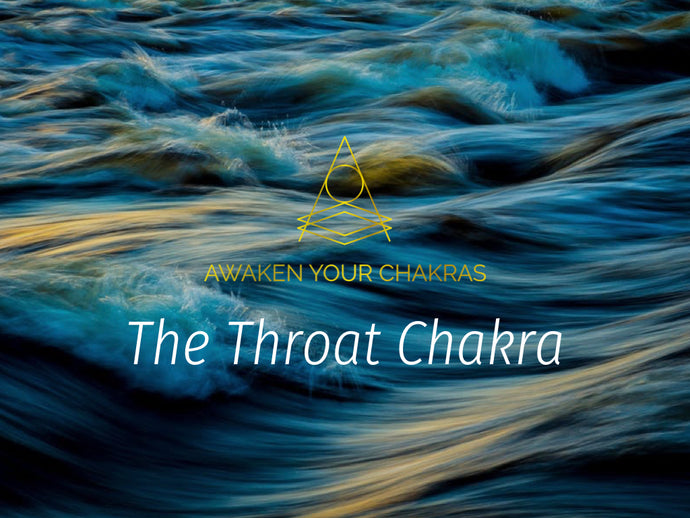 Heal your Throat Chakra with this Chakra Tune Up featuring mantras, journaling prompts, a guided meditation, and 20 tips for healing this chakra