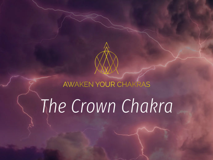 Heal your Crown Chakra with this Chakra Tune Up featuring mantras, journaling prompts, a guided meditation, and 20 tips for healing this chakra
