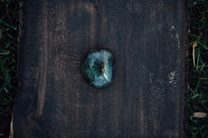 The Awakening Stone: Labradorite for chakra healing and energy work