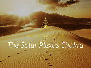 Heal your Solar Plexus Chakra with this Chakra Tune Up featuring mantras, journaling prompts, a guided meditation, and 20 tips for healing this chakra