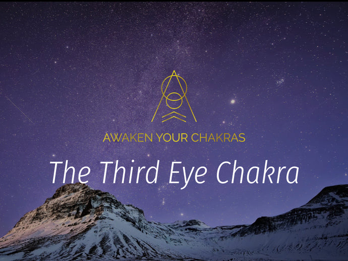 Heal your Third Eye Chakra with this Chakra Tune Up featuring mantras, journaling prompts, a guided meditation, and 20 tips for healing this chakra