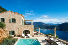 Load image into Gallery viewer, Awaken Your Chakras energy medicine and yoga retreat at Urania Villas in Lefkada Greece