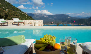 Awaken Your Chakras energy medicine and yoga retreat at Urania Villas in Lefkada Greece