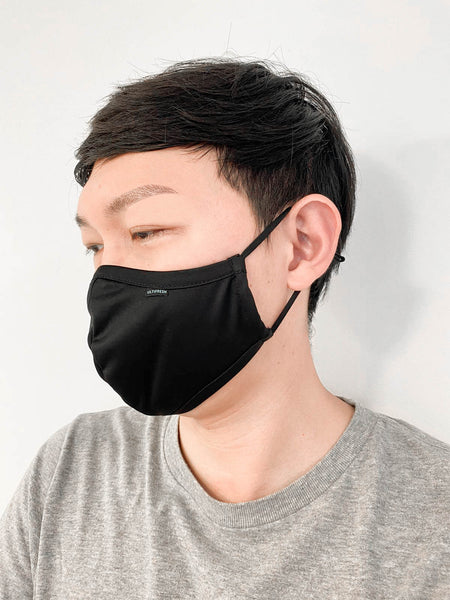 Anti-Bacterial Reusable Mask with Virus Filtration Sheets (10pc)