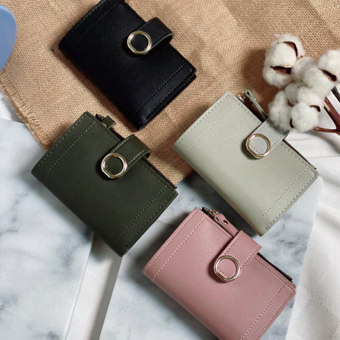 Lezie Wallet (4 Colours)