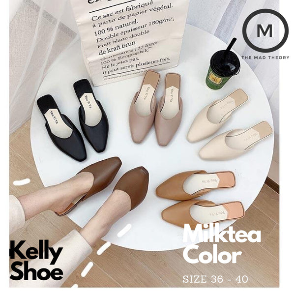 Kelly Shoes (4 Colours)