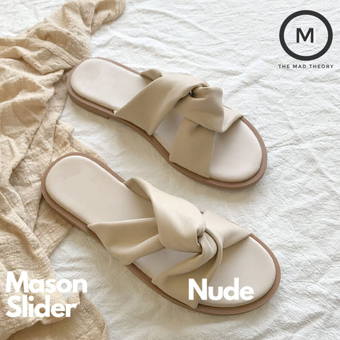 Mason Sliders (Nude)