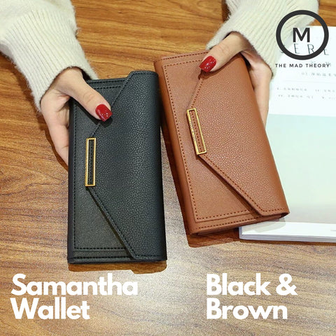 Samantha Wallets (2 Colours)