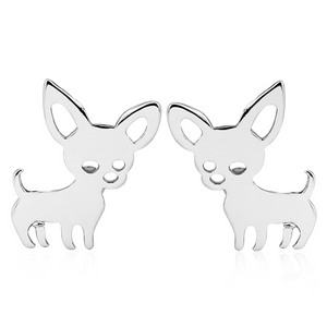Chihuahua Earrings
