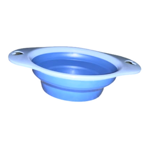Collapsible Travel Bowl (Blue)