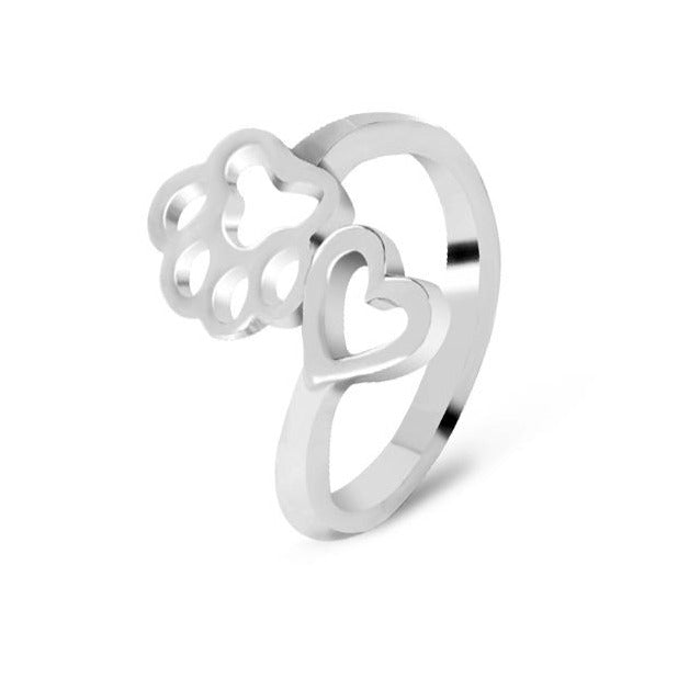 Paws of Love Ring
